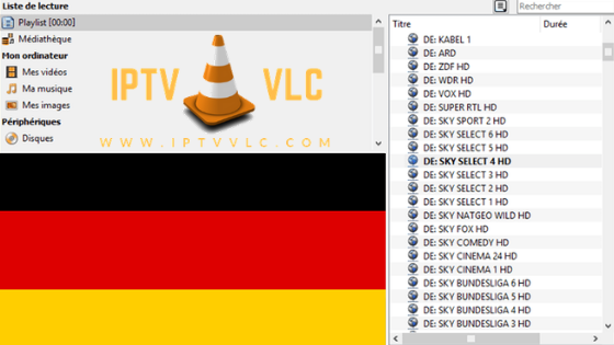 Iptv M3u Vlc Germany