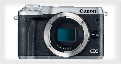 رسمياً: كانون تكشف عن كاميرا EOS M6 بدون مرآة