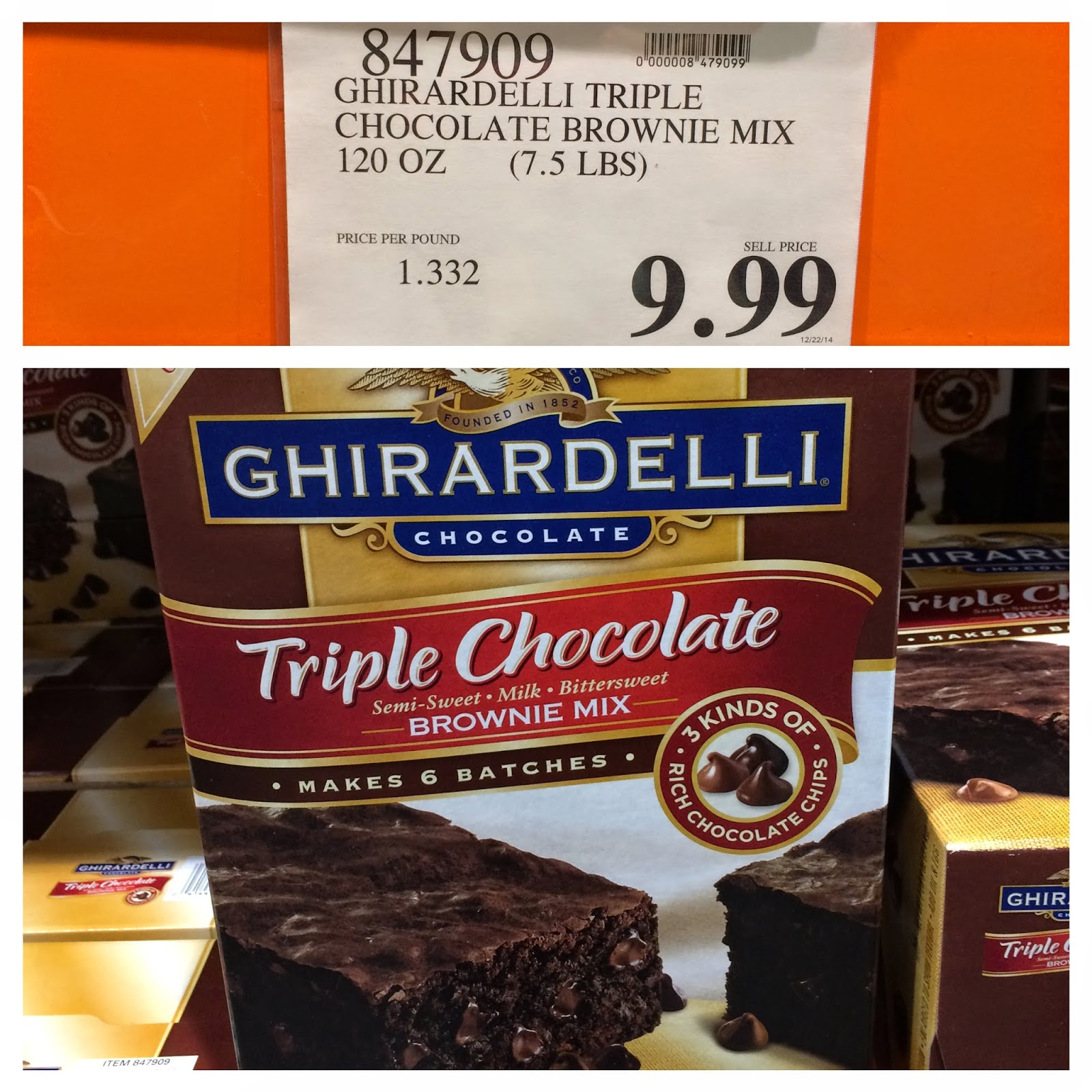 ghirardelli brownie mix instructions