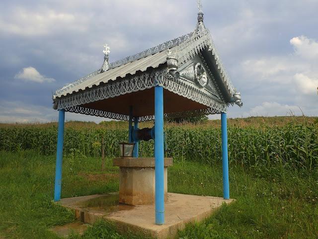 Mołdawska studnia