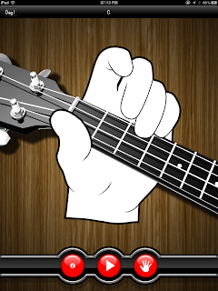 Learning The Ukulele In 7 Days hand diagrams