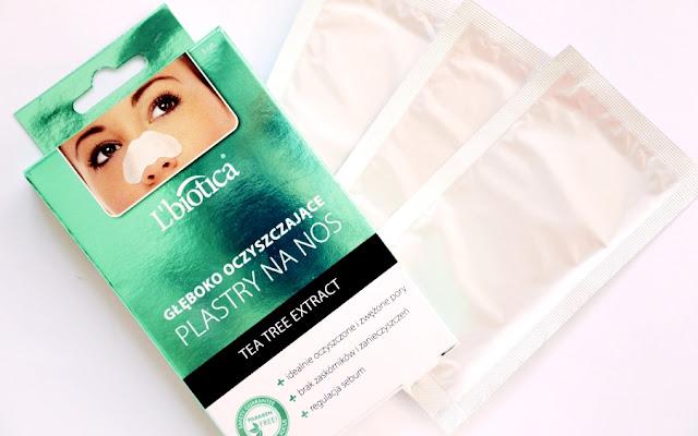 ** Głęboko oczyszczające plastry na nos - L'biotica ** - Czytaj więcej »