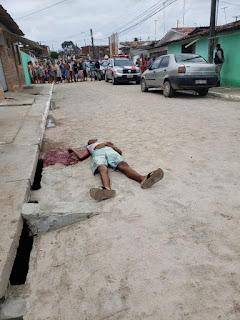 Adolescente de 14 anos é executado a tiros em plena via pública na Paraíba