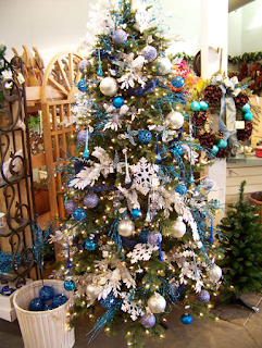 pictures decorated Christmas trees