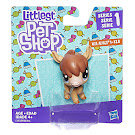 Littlest Pet Shop Series 1 Singles Nita Alpaco (#1-128) Pet