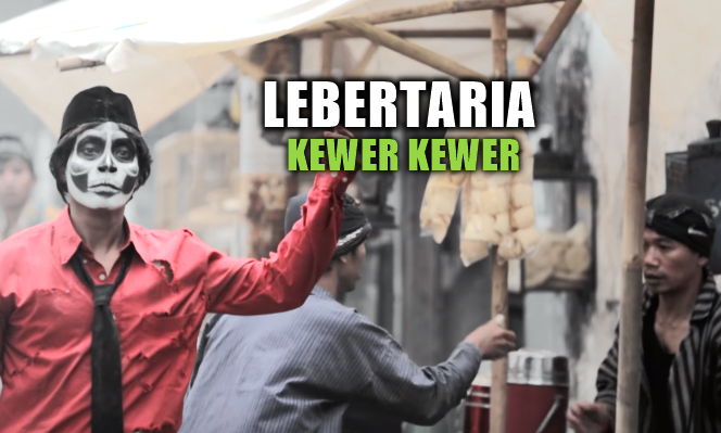 Libertaria, Dangdut, Lagu Hip Hop, 2018,Download Lagu Lebertaria Kewer Kewer Mp3 Feat Riris Arista