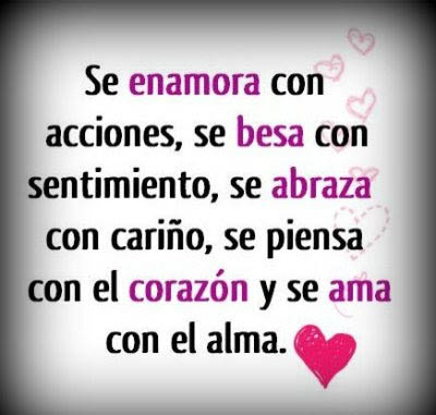 Palabras De Amor Frases Romanticas