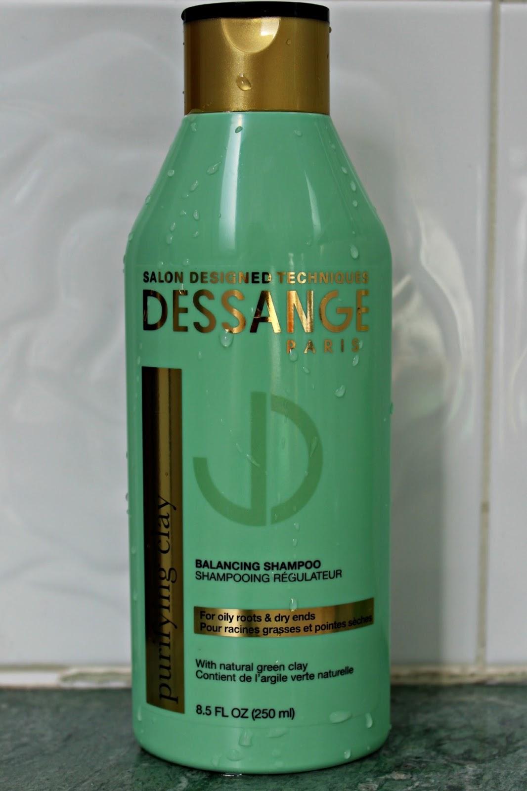 dessange paris shampoo