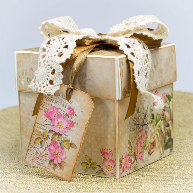 Box na 70 urodziny
