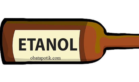 Rumus Kimia Etanol Dan Fungsi Etanol Sebagai Antiseptik