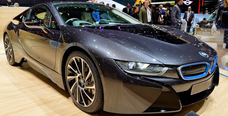 Bmw I8 Price In India On Road