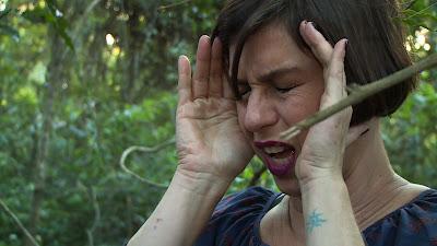 Maria Paula acompanha descoberta de um cemitério clandestino - Divulgação/Band