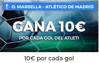 Paston 10 euros por gol Atletico Final Europa League 2018