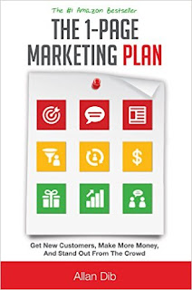 The 1-Page Marketing Plan Allan Dib