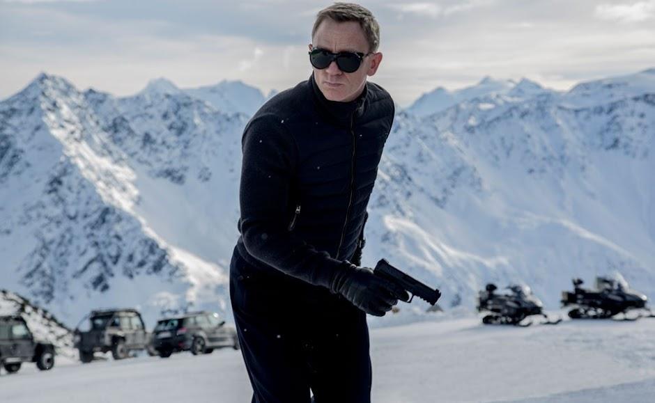 """Daniel Craig retornará para """"James Bond 25"""""""