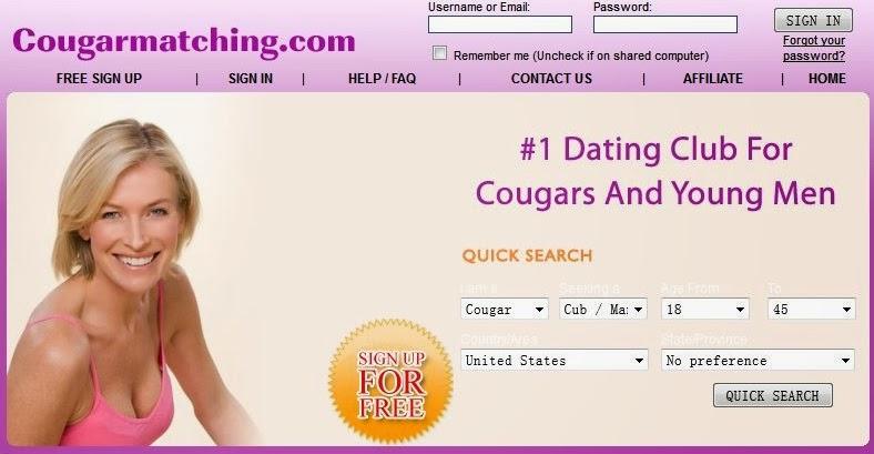 Cougar Matching