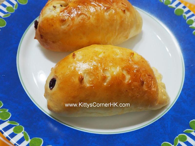 Smoked Salmon Bread DIY recipe 煙三文魚仔包 自家烘焙食譜
