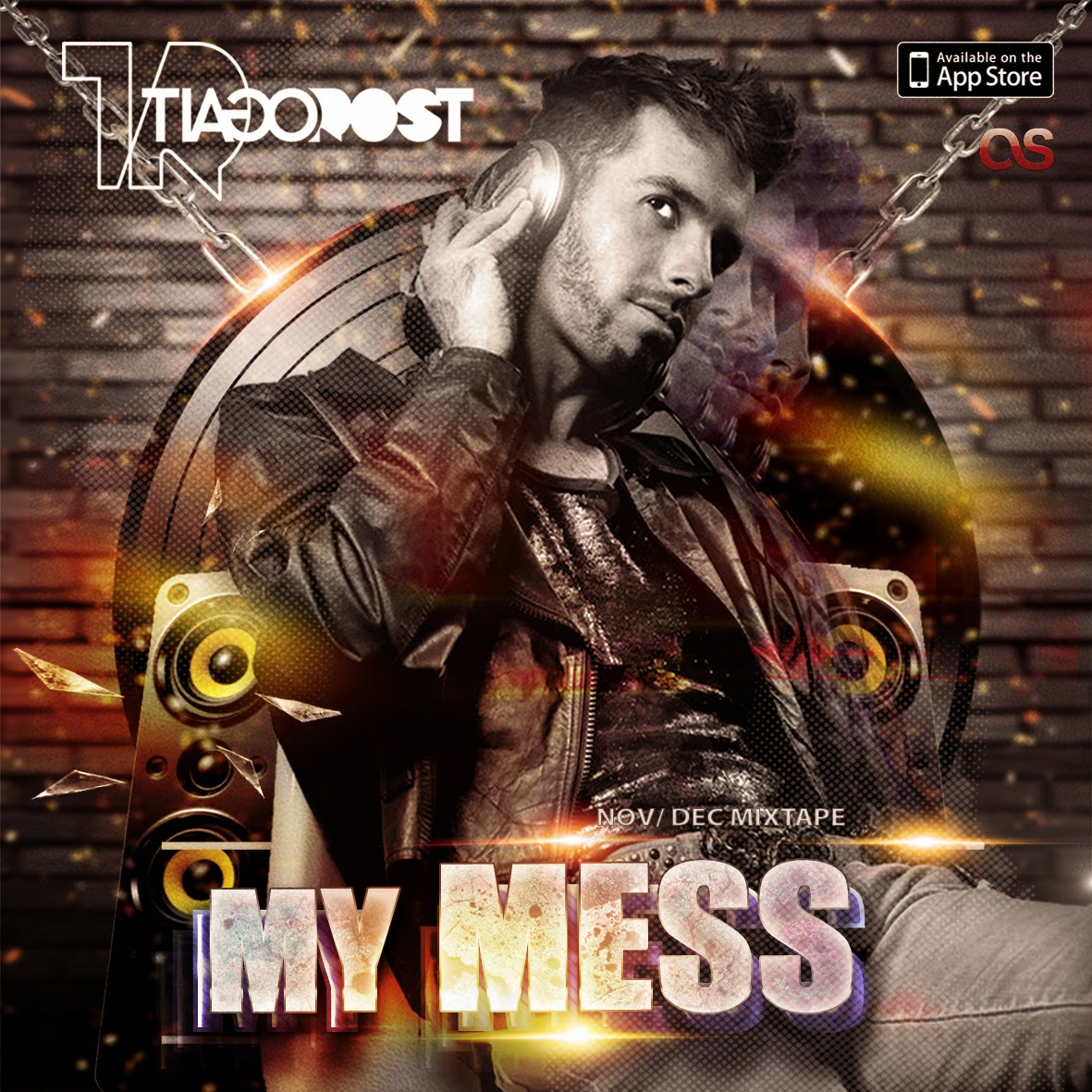 DJ Tiago Rost - MY MESS (Nov/Dec Mixtape)