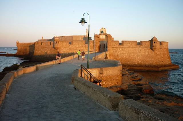 Forte de São Sebastião em Cádis