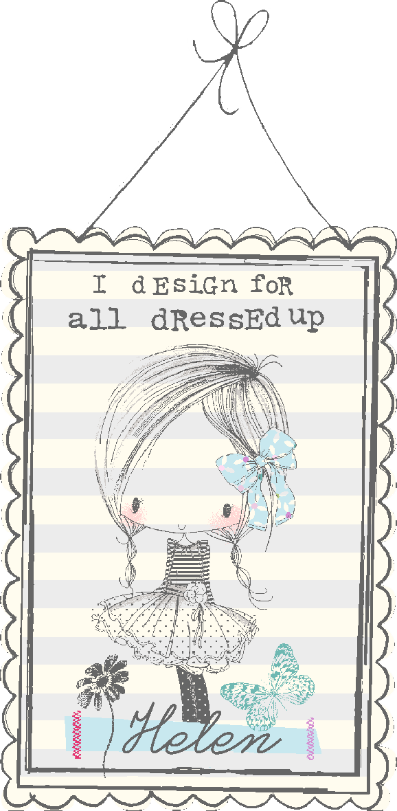All Dressed Up Facebook Design Team