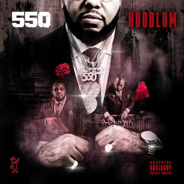550 - Radar (feat. 21 Savage) - Single Cover