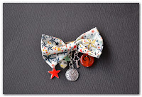broche nœud liberty couleurs vives