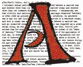 what does the scarlet letter mean the alaskan muse does the scarlet letter really represent 10211 | scarletwords