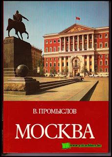 Livre sur Moscou, à lire