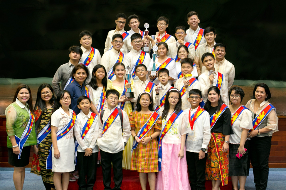 Pinoy Whiz-Kids Soar High in Math and Science Olympiad | AMSLI