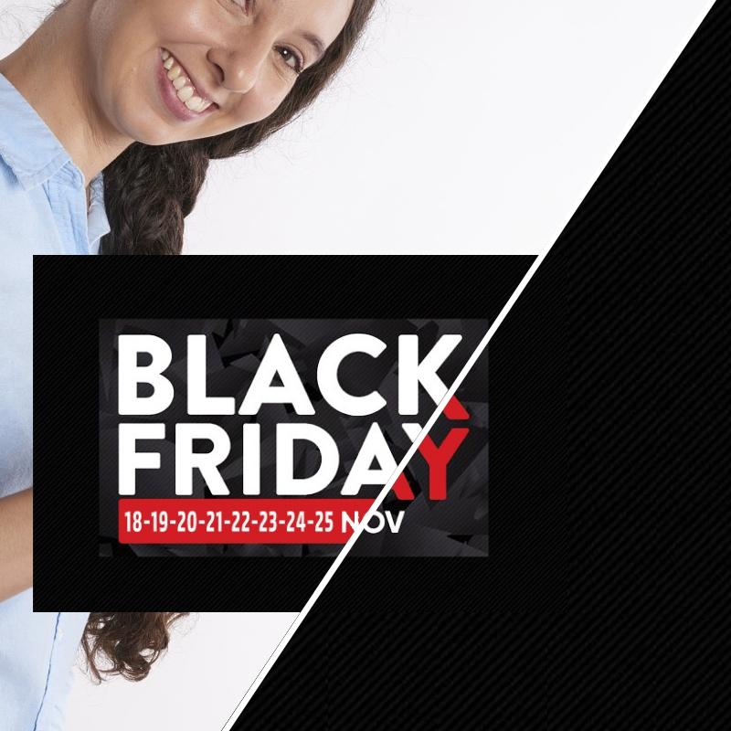 Το 2018 η Black Friday «ΗΡΘΕ» πολύ BLACK