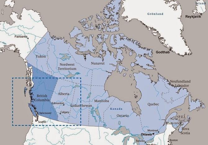 Britisch Columbia Kanada reconcept RE04 Wasserkraft Kanada Canada Leistungsbilanz Rating Vergleich bewertung meinung pdf zeichnen prospekt