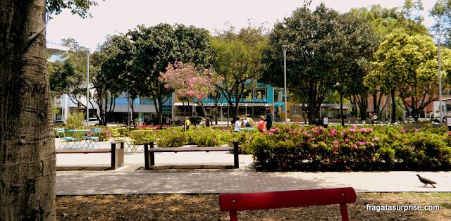 Bogotá, Parque de la 93