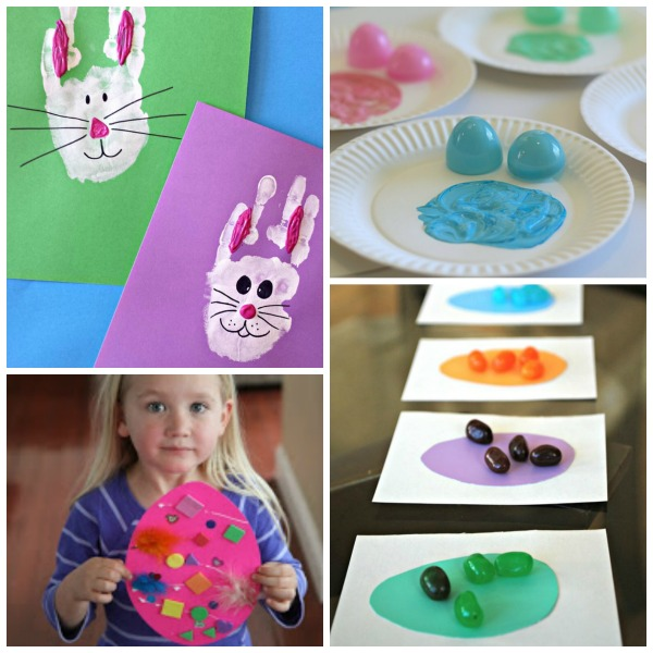 30 EASTER ACTIVITIES FOR TODDLERS.  These are ADORABLE!
