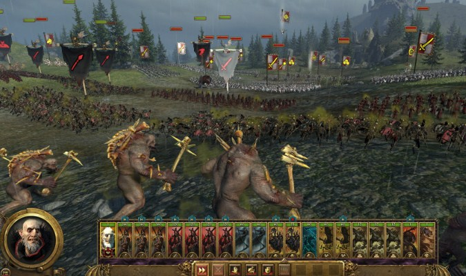 Game RTS PC - Total War: Warhammer