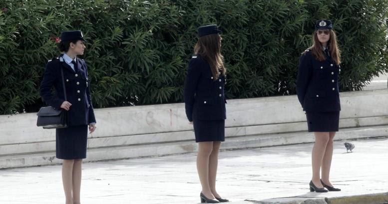 Απόφαση σταθμός: Και γυναίκες κάτω από 1,70 στις σχολές της αστυνομίας