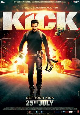 Kick is Salman Khan second Biggest hit film of his career, Jacqueline Fernandez