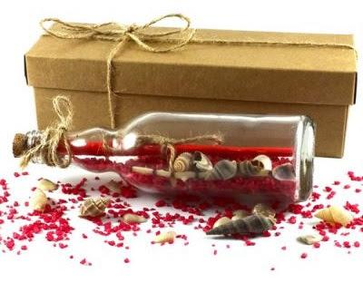 hediye şişe