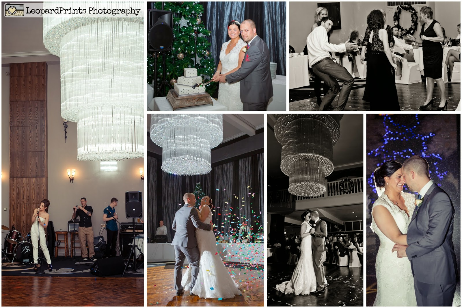 Evening reception, wedding couple dance beneath the chandelier in the grand hall at derwent manor
