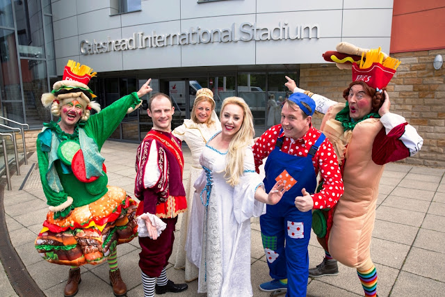 Win A Family Ticket to Newcastle Panto this Christmas - Sleeping Beauty