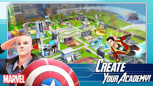 Marvel Avengers Academy Terbaru