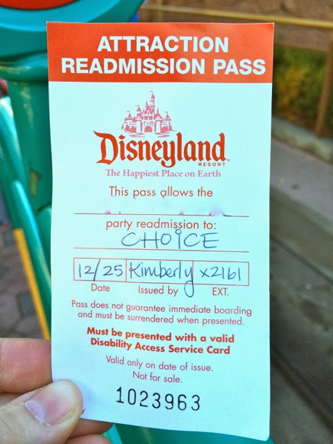 Love That Max How The Disney Disability Card Works 9
