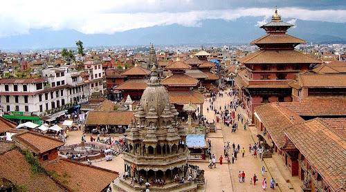 Centro Histórico de Catmandu