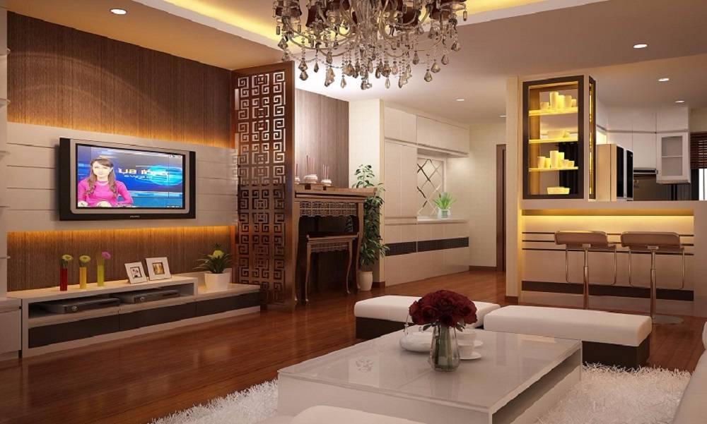 Phòng khách lux riverview