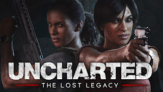 UNCHARTED THE LOST LEGACY free download pc game full version