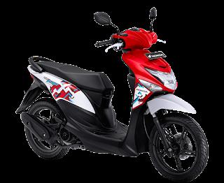 Honda Beat Terbaru 2017/2018 Facelift 4 Warna, Upgrade 3 Fitur, Spesifikasi Tetap!