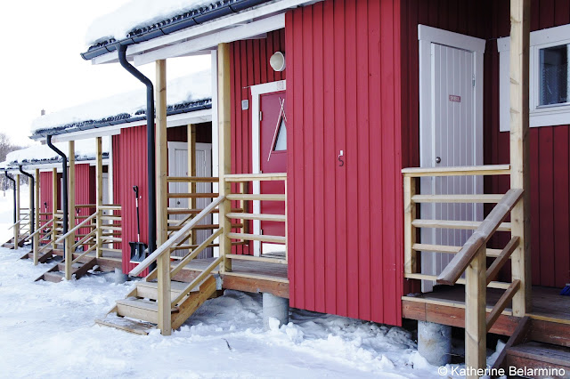 Camp Ripan Cabins Hotels in Sweden