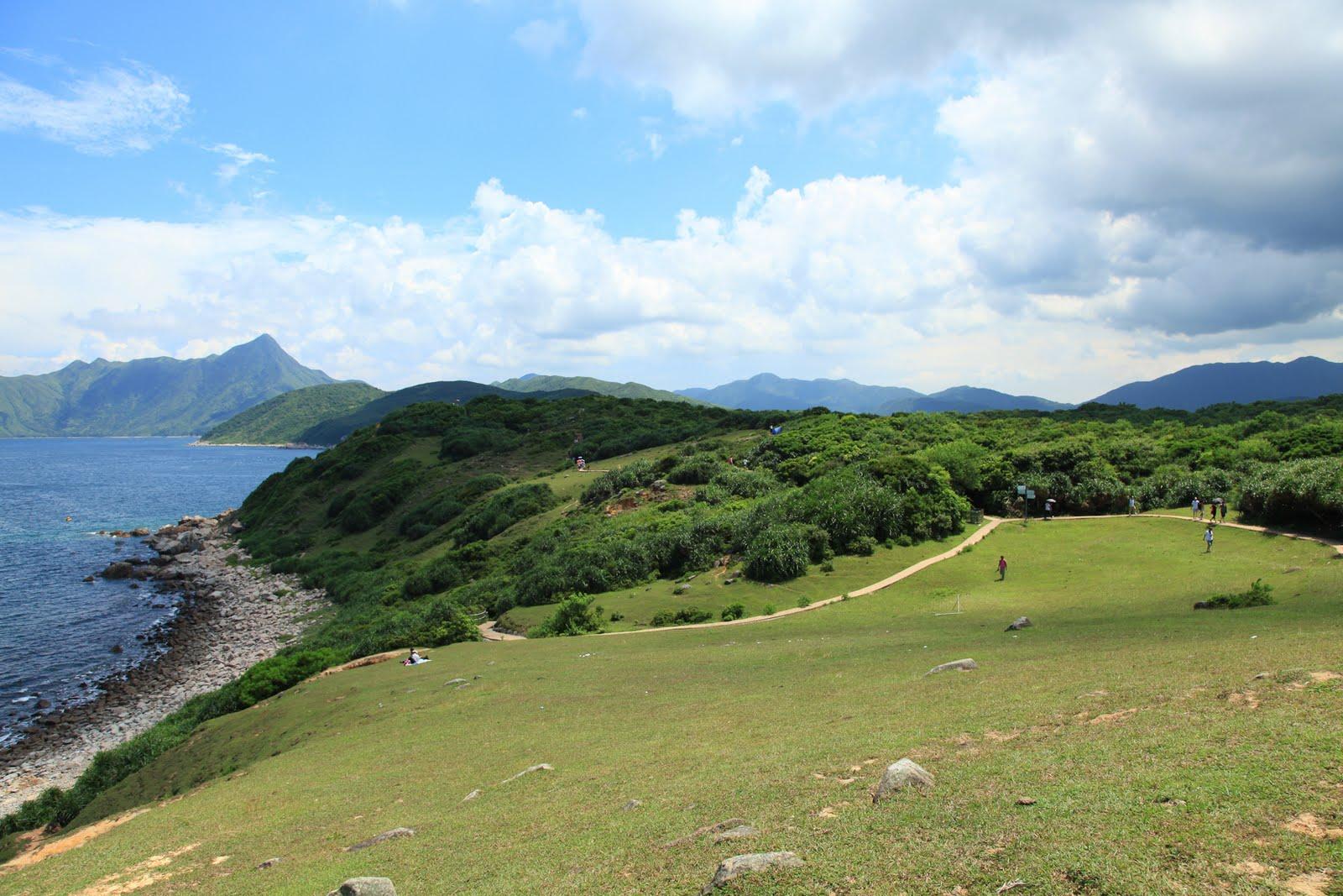Eye Travel | 眼睛想旅行: Grass Island | 塔門