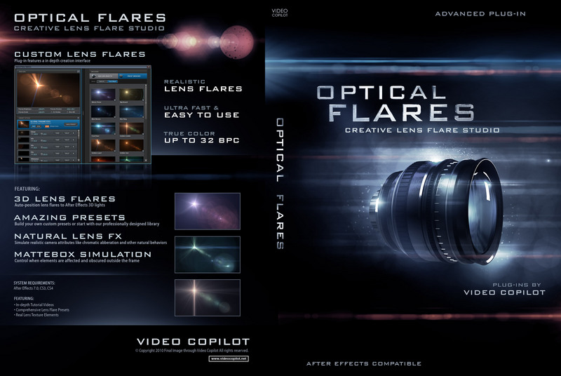 Video copilot optical flares keygen free download recipededal.