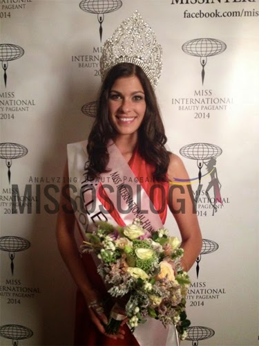 Miss International Hungary 2014