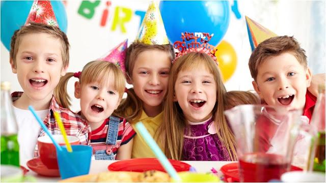 çocuklar için doğum günü parti mekanları